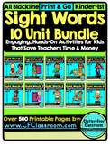SIGHT WORDS PRACTICE | SIGHT WORDS FIRST GRADE | SIGHT WOR