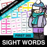 SIGHT WORDS - FIRST 300