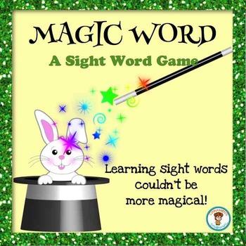 SIGHT WORDS GAME! Pre-Primer, Primer, Grade 1 to 3