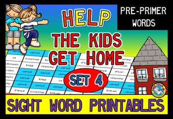 SIGHT WORDS PRACTICE: SIGHT WORDS RECOGNITION PRINTABLES