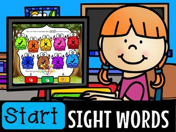 SIGHTWORD POWERPOINT GAME