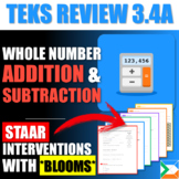 SIGMA Education | Math 3 TEKS Review - 3.4(A) Addition & S
