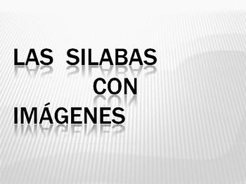 SILABAS CON IMAGENES