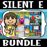 SILENT E  BUNDLE (50% off for 48 hours)