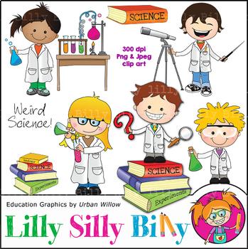 SILLY BILLY - Weird Science