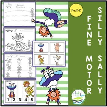 SILLY SALLY FINE MOTOR
