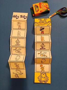 SILLY SALLY SEQUENCING