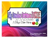 SILLY SENSELESS SENTENCES BUNDLE II for /R/, /S/ and /S/ BLEND-A Bingo Dice Game