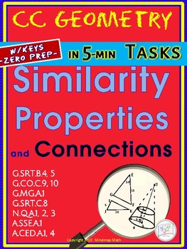 SIMILARITY: Properties and Connections ( - Unit 13)