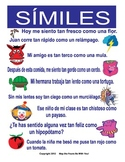Similes Figurative Language in Spanish