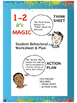 * NEW 1 -2 it's Magic Packet - Student Worksheets For Alternative Schools/ISS