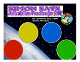 SIMON SAYS Articulation Game for /SH/ Practice- Speech Therapy