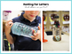 SIMPLE Kindergarten Alphabet Provocations and Centers