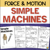 SIMPLE MACHINES Interactive Science Activity Book