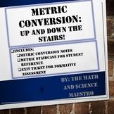 SIMPLE Metric Conversion Help! VA SOL 5.8c Study Sheet!