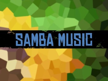 SIMPLE SAMBA - VOL 1