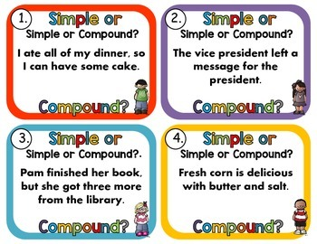 Simple or Compound Sentence