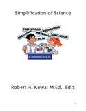 SIMPLIFICATION OF SCIENCE PART 1: INQUIRIES