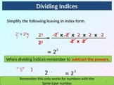 SIMPLIFYING ALGEBRA, SUBTITUTIONS AND EXPRESSIONS