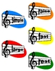 SING A SONG OF SYNONYMS File Folder Reading Game