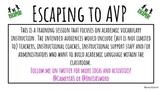 SIOP Escape Room Professional Development Kit