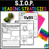 SIOP Reading Strategies Worksheets
