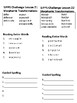 SIPPS Challenge ( 2nd ed.) Flipbook for Lessons 11-75 List A