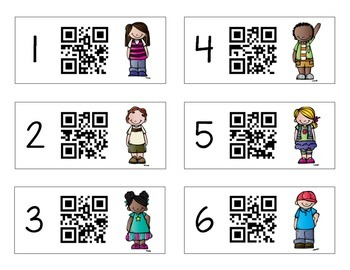 SIPPS Extension Level QR Code Words