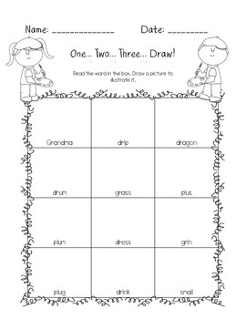 SIPPS Sight Word Seat Work; Extension Lessons 1- 20