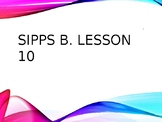 SIPPS Third Edition Beginning Level (2013)  Lesson Guides