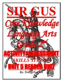 SIR GUS Skills Strand Unit 5 Reader Activity/Assessment 85