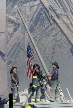 """PATRIOT DAY - SEPTEMBER 11 - """"SIRIUS, THE HERO DOG OF 9/11"""" - NON-FICTION"""