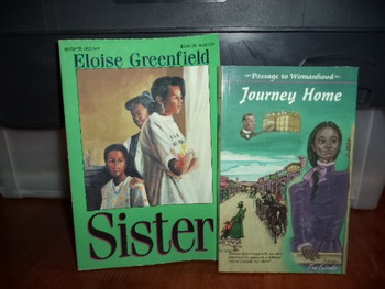 SISTER  JOURNEY HOME    (SET OF 2)
