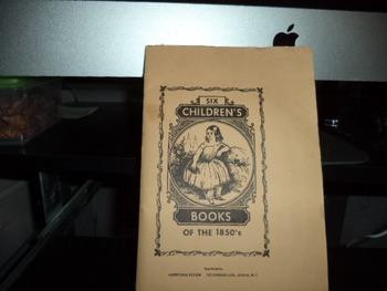 SIX CHILDRENS BOOKS