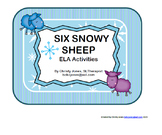 SIX SNOWY SHEEP Book Companion Activities