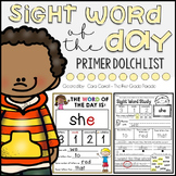 Word of the Day - PRIMER