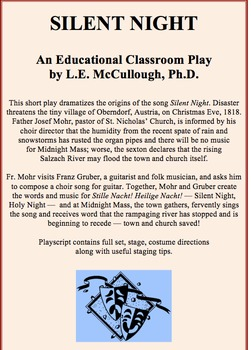 Church Christmas Plays Worksheets Teaching Resources Tpt