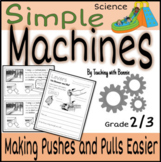 Simple Machines are really just about moving things easily!