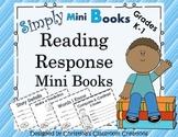 Reading Response to Literature Activities (K-1): Simply Mini Books