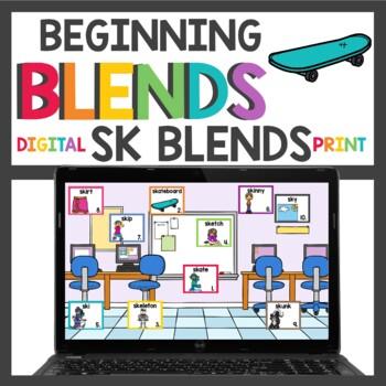 SK Blends Work Working Activities