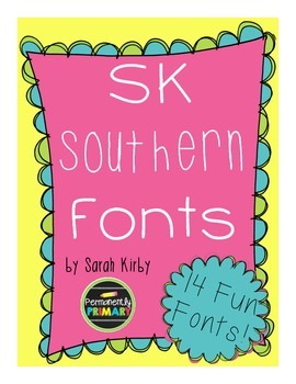 SK Southern Fonts