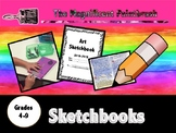 SKETCHBOOKS!!!!