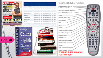 SKIM, SCAN, READ - TEACHING RESOURCES: LESSON PRESENTATION