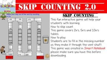 SKIP COUNTING 2.0