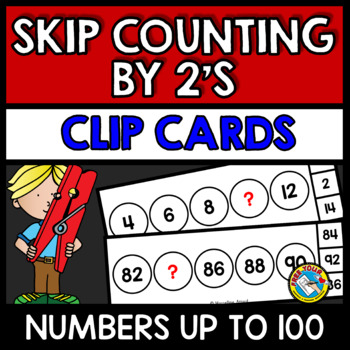 SKIP COUNTING ACTIVITIES (COUNT BY 2S CENTER) NUMBERS TO 100 GAMES