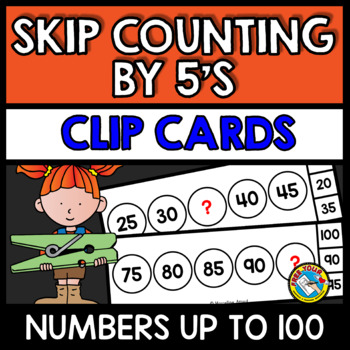 SKIP COUNTING ACTIVITIES (COUNT BY 5S CENTER) NUMBERS TO 100 GAMES