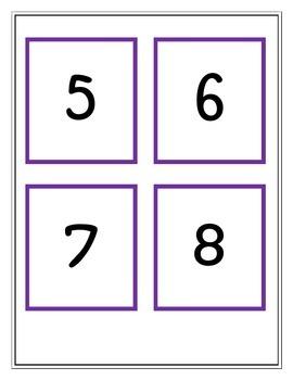 SKIP IT - PreK Counting Game