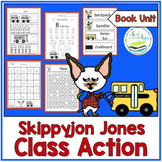 SKIPPYJON JONES BOOK UNIT BUNDLE