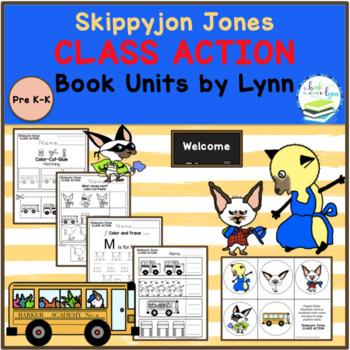 SKIPPYJON JONES CLASS ACTION BOOK UNIT