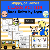 SKIPPYJON JONES CLASS ACTION BOOK UNIT